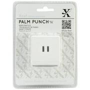 "Xcut Medium Palm Punch-Ribbon Slots, .625"""