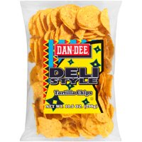 Dan Dee Deli Style Tortilla Chips, 10.5 oz