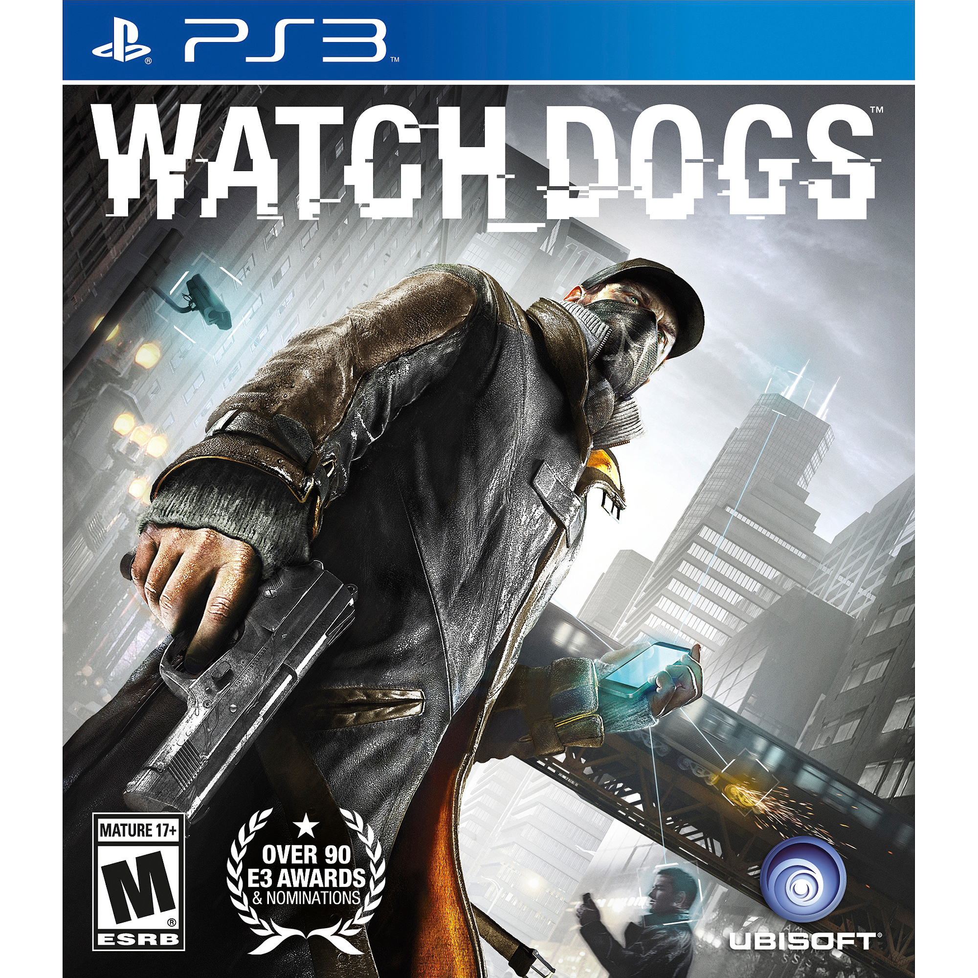 Watch Dogs (PS3) - Pre-Owned