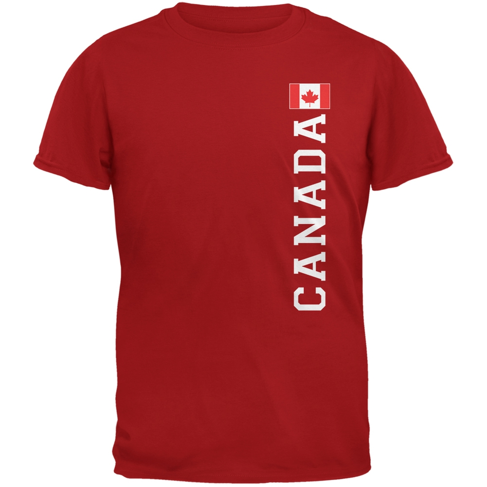 FIFA World Cup Canada Red Adult Tank Top