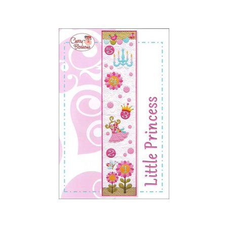 Cherry Blossoms Quilting Little Princess Ptrn