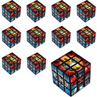 Transformers Puzzle Cubes, 24 Count, Classic Party Favors With Optimus Prime