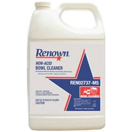 Renown Safe T Bowl Ii Non Acid Disinfectant 1 Gallon