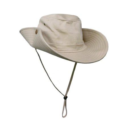 Australian Aussie Bush Hat Adult Safari Bucket Costume Accessory