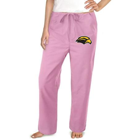 - USM Southern Miss Scrub Pants USM Bottoms for Women