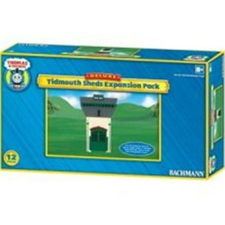 - Bachmann Trains Thomas and Friends Tidmouth Sheds Expansion Pack, HO Scale