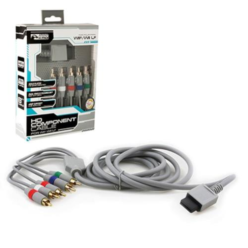 8 Feet Gold Plated HD Component Cable For Nintendo Wii/Wii U