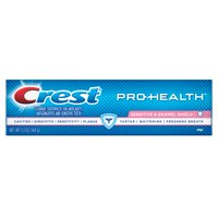 Crest Pro-Health Sensitive and Enamel Shield Toothpaste 5.1 oz.