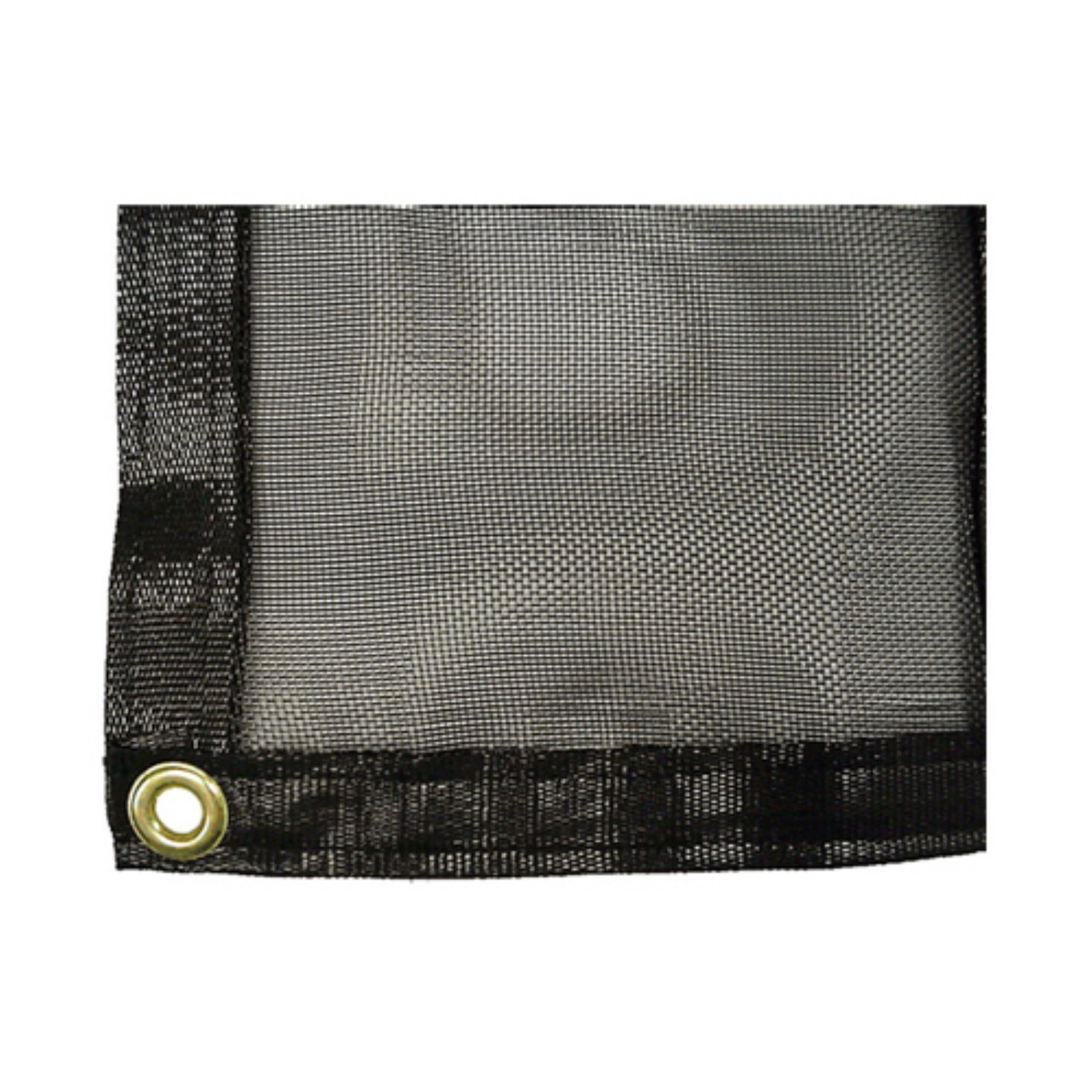 Riverstone Shade Cloth System with Corner Grommets - 6 x 12 ft.