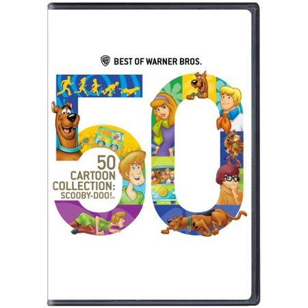 Best of Warner Bros. 50 Cartoon Collection – Scooby-Doo (Best Of Warner Bros Cartoon Collection)