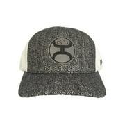 HOOey Hat Mens Baseball Cap Breeze One Size Gray 1689T
