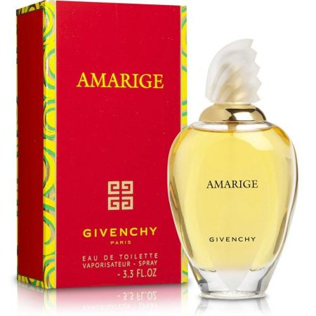 Givenchy Amarige Eau de Toilette Perfume for women, 3.4 Oz - Givenchy 1 Ounce Edp