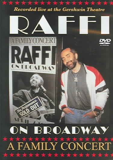Raffi on Broadway by Universal Music & Video Distribution