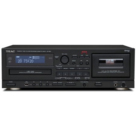 Teac All in one HI Fi Cassette and CD Audio Component Music Player Recorder (Cd Player Component)