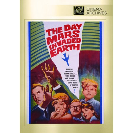 The Day Mars Invaded Earth (DVD)](Earth Day Giveaways)