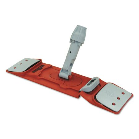 UNGER Restroom Mop Holder in Red (Restroom Mop)