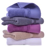 Ultra Thick & Soft Cotton Towels,Bath Thick Towel,Highly Absorbent Hotel spa Bathroom Towel Collection,for Bath, Hand, Face, Gym and Spa