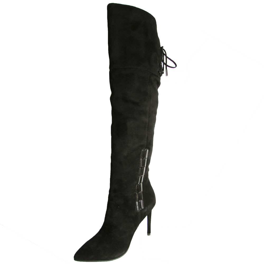 Dolce Vita Womens Inara Over The Knee Dress Boot Shoe
