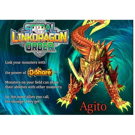 Future Card BuddyFight Ace Ace Starter Deck Spiral Linkdragon Order [Vol.3]