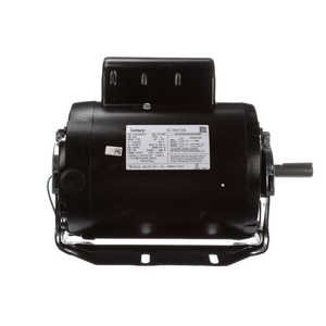 Motor 1/4 Hp 60hz Belt (3/4 hp 1725 RPM 56 Frame 115/230V 50/60 hz Belt Drive Cap Start Blower Motor Century # RS1074AL)