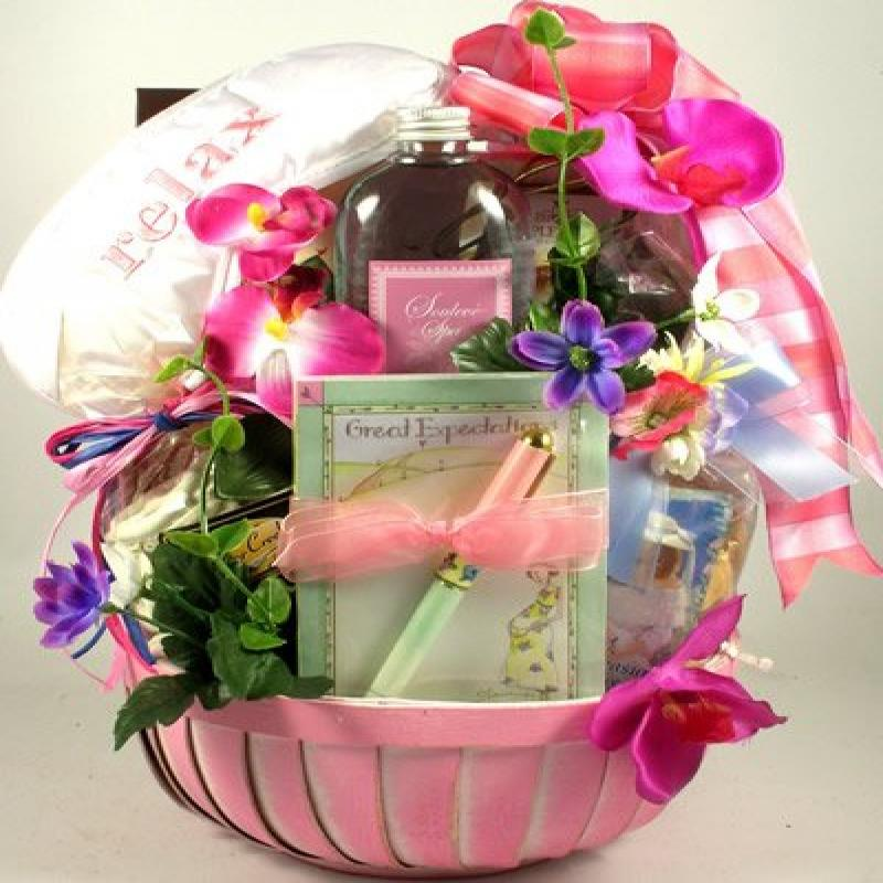 Gift Basket Village Great Expectations Gift Basket for Mo...