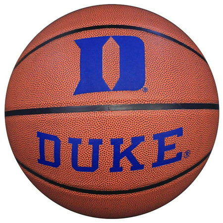 Duke Blue Devils Mens Composite Leather Indoor/Outdoor Basketball