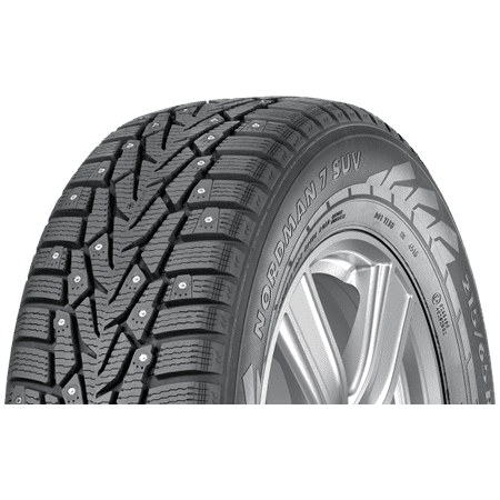 235/55R18 104T XL Nokian Nordman 7 SUV Studded Winter (Best Winter Tires For Suv 2019)