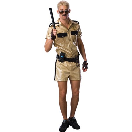 Reno 911 Lt Dangle Deluxe Adult Halloween Costume  Size  Mens   One Size