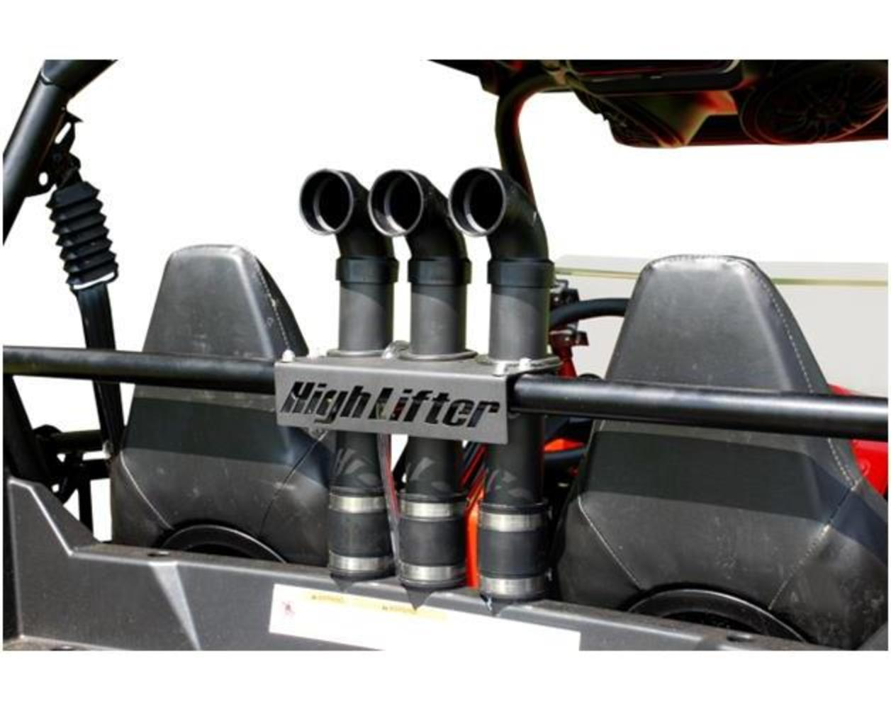 High Lifter Products SNORK-RZRS Diver Down Riser Snorkel by High Lifter Products