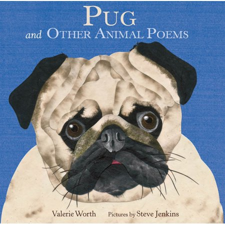 Pug : And Other Animal Poems - Easy French Halloween Poems
