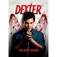 Dexter: The Sixth Season (DVD)