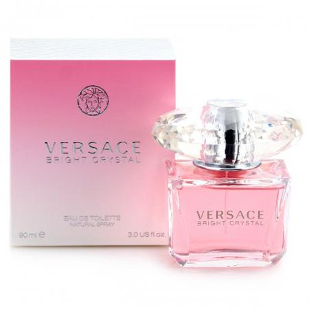 Versace Bright Crystal 3 oz By Gianni Versace  Eau De Toilette Spray for - Gianni Versace Clothes