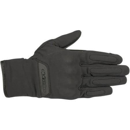 (Alpinestars C-1 V2 Womens Gore Windstopper Gloves Black)