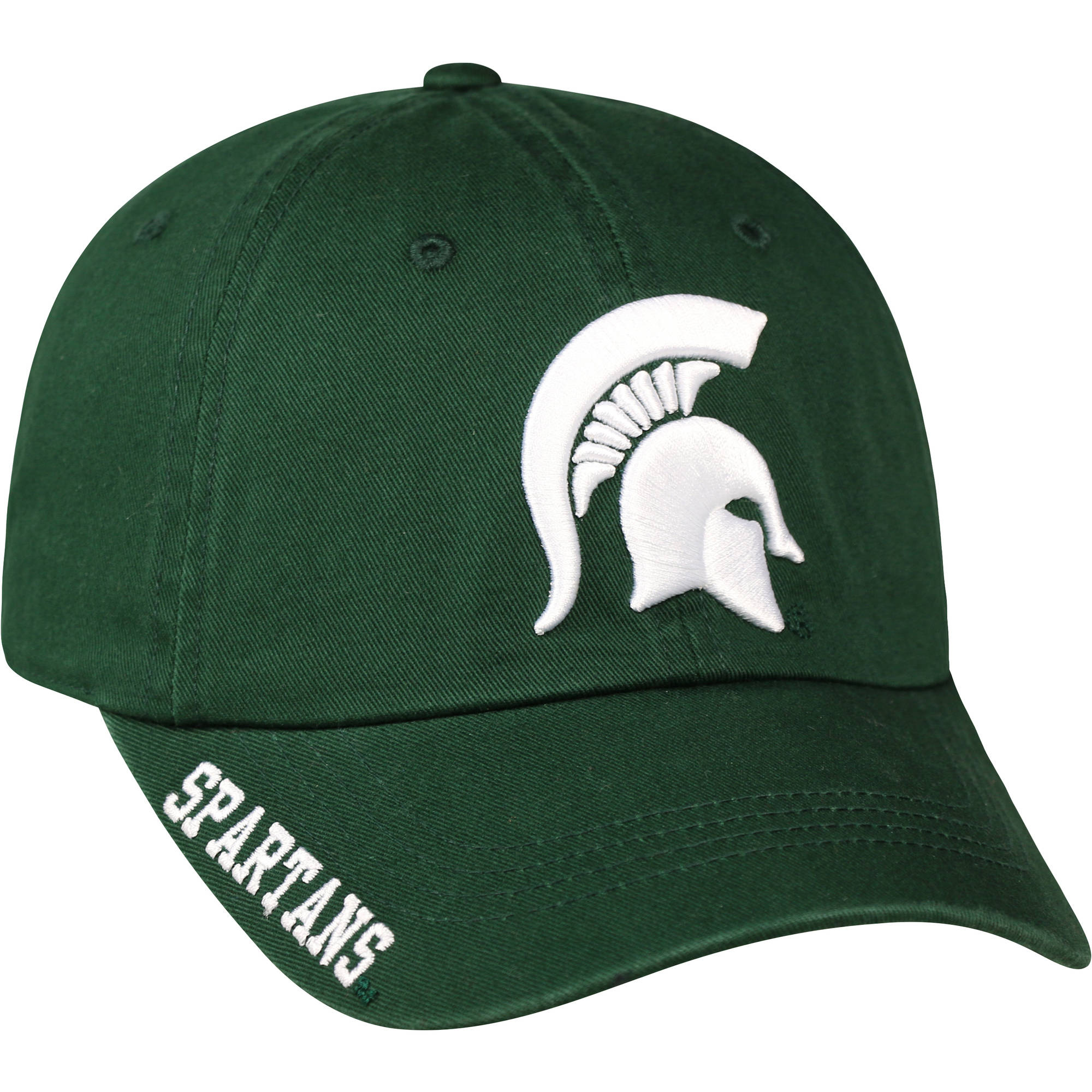 NCAA Men's Michigan State Spartans Team Color Cap