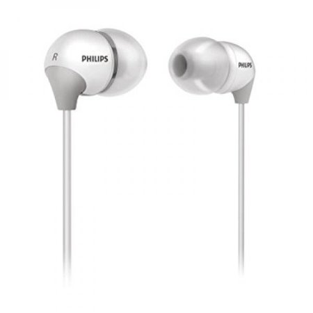 - Philips In-Ear Headphones Music Colors SHE3581/28 (White)