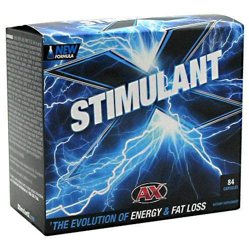 AthleticXtreme ANXTSTIM00900000CP Stimulant X 84 ct