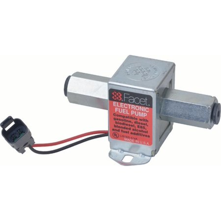 """New Solid State Fuel Pump 12V, 12-15Psi, 60"""" / 152.4Cm Min Dry Lift, 50 Gph"""