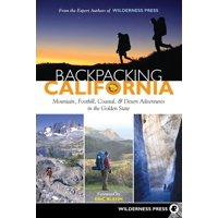 Backpacking California - Paperback