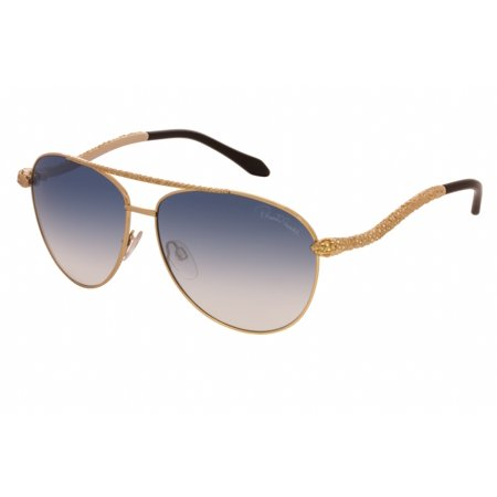 ROBERTO CAVALLI Sunglasses RC899S 28W Shiny Rose Gold (Roberto Cavalli Designer Sunglasses)