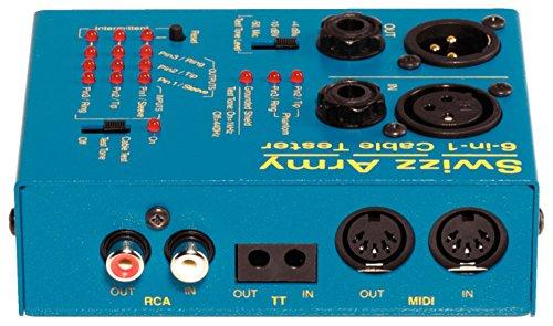 Ebtech Swizz-CT Swizz Army 6-in-1 Cable Tester by