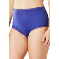 Comfort Choice Plus Size 2-pack Cooling Full-cut Brief
