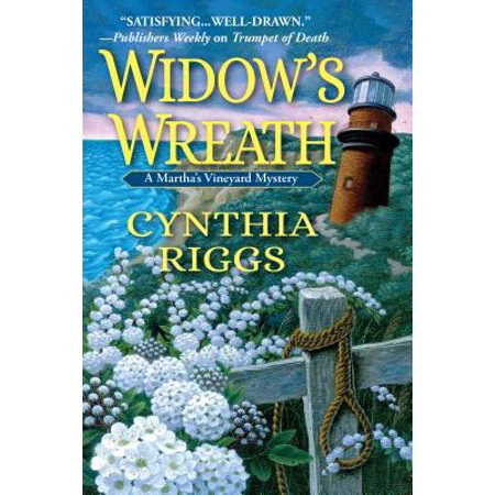 Widow's Wreath: A Martha's Vineyard Mystery](Halloween Martha's Vineyard)