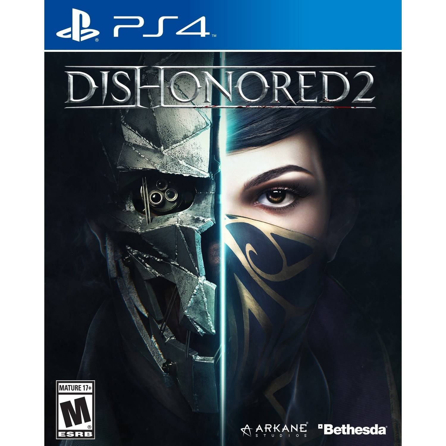 Bethesda Softworks Dishonored 2 - Pre-Owned (PS4)