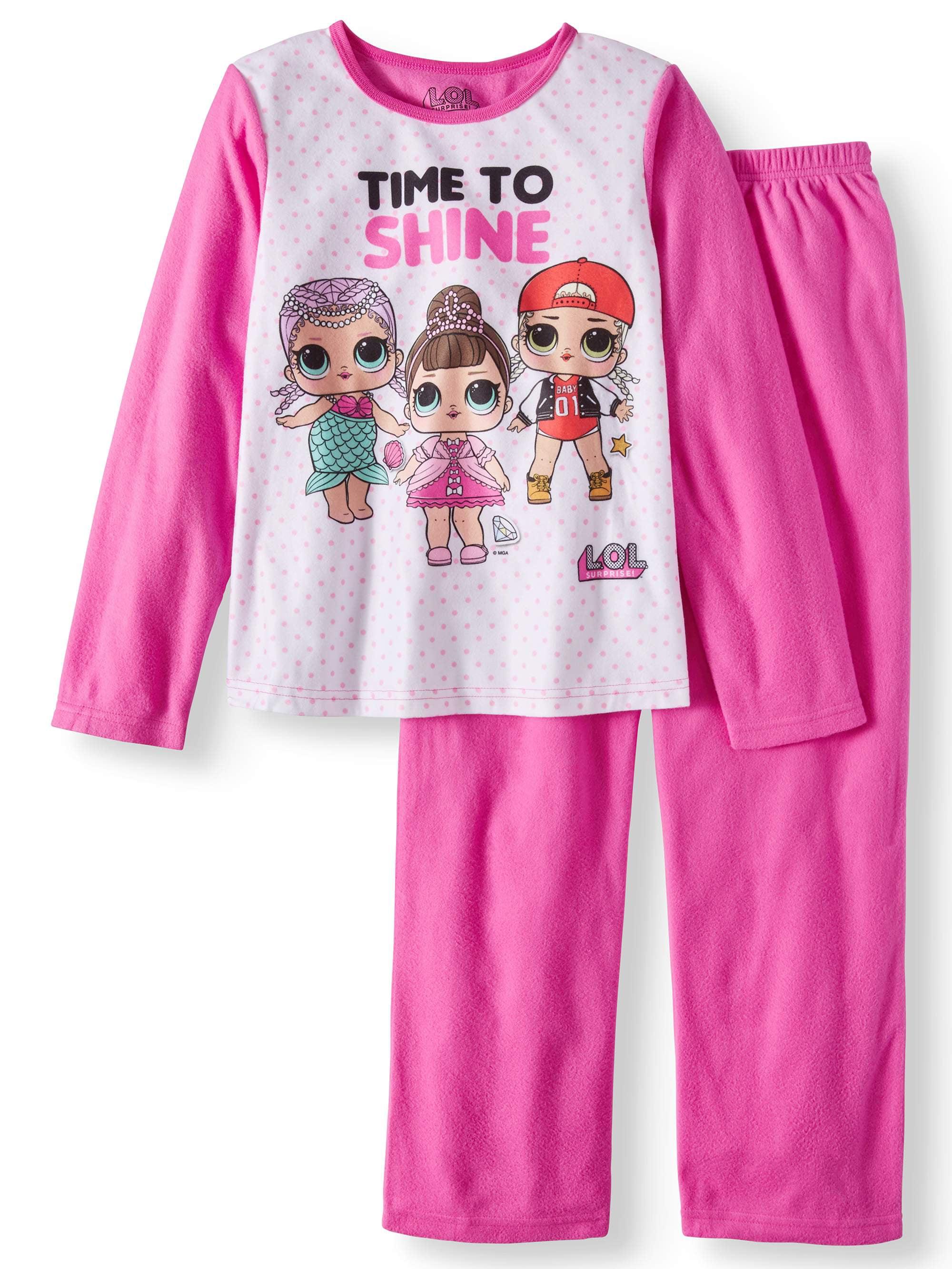 L.o.l Big Girls Licensed Sleepwear – Walmart Inventory Checker ... bc4ab7045