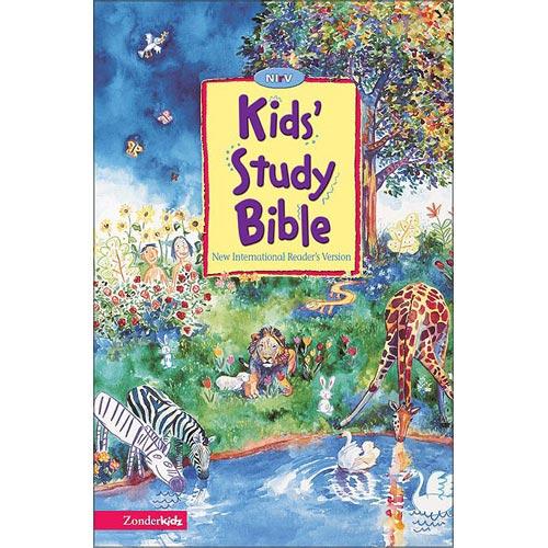 Kids' Study Bible: New International Readers Version