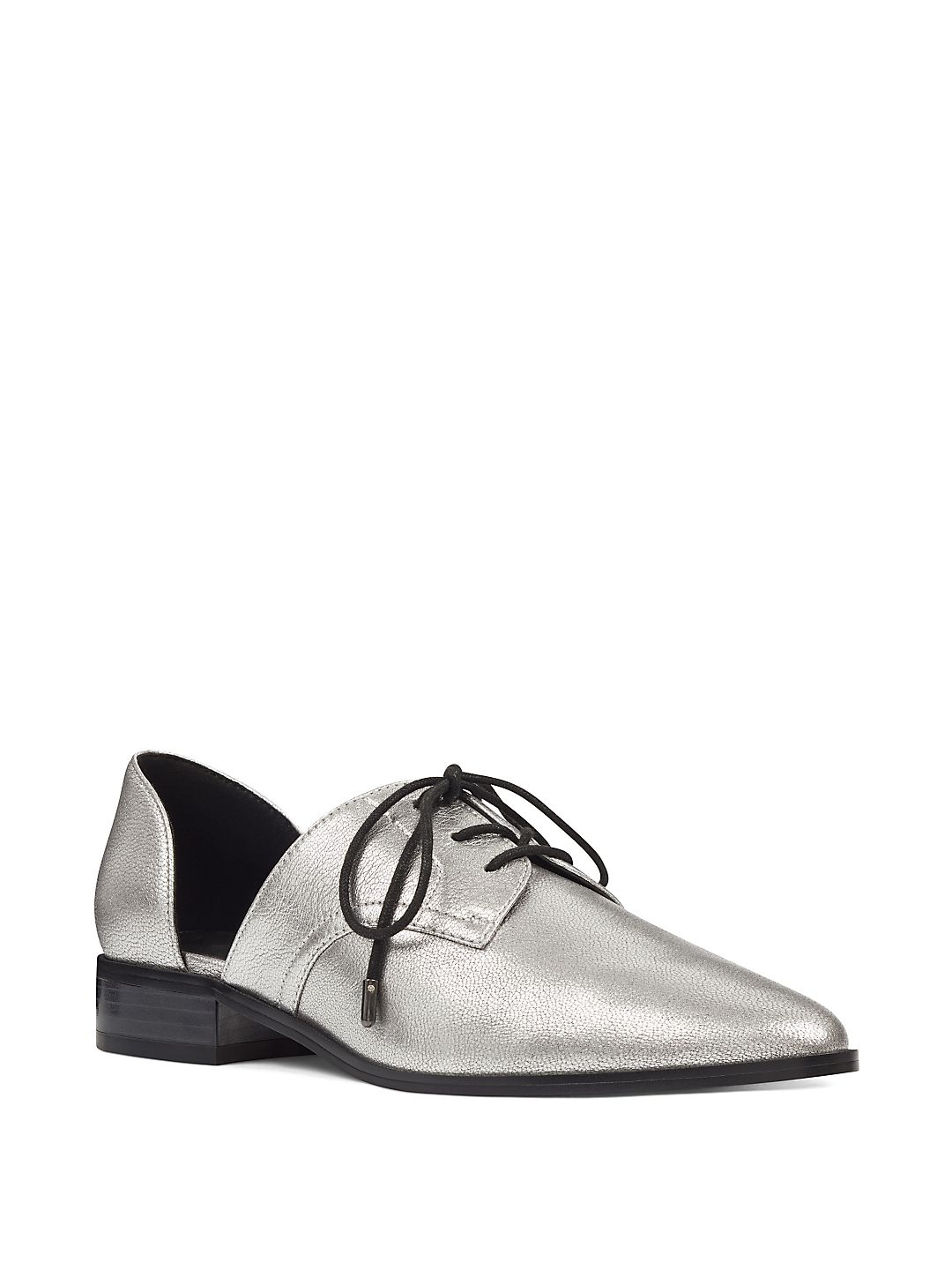 Watervelt Leather d'Orsay Oxfords