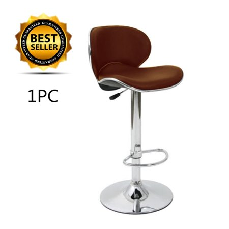 Enjoyable 1Pcs Bar Stool Pu Faux Leather Pub Chair Kitchen Breakfast Chair Swivel Stool Coffee Frankydiablos Diy Chair Ideas Frankydiabloscom