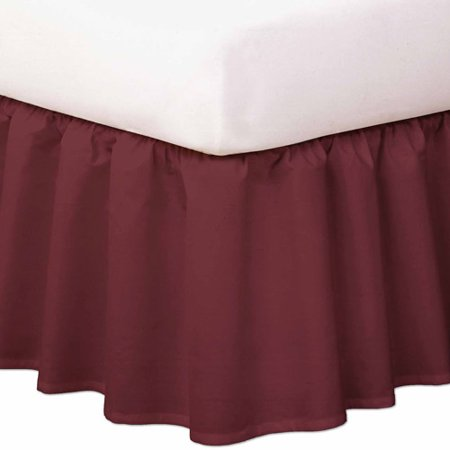 Levinsohn Magic Skirt Wrap-Around Ruffled Bedding Bed