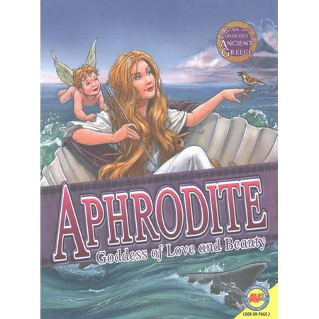 Ancient Greek Gods And Goddesses For Kids (Aphrodite)