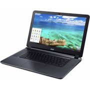 "Refurbished Acer CB3-531-C4A5 15.6"" Laptop Intel 2.41GHz 2GB Memory 16GB SSD Drive Chrome OS"